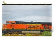 Single Bnsf Engine Carry-all Pouch