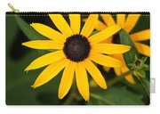 Single Daisy Carry-all Pouch