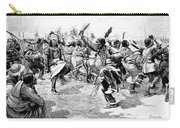 Sioux Ghost Dance, 1890 Carry-all Pouch