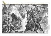 Sioux War, 1876 Carry-all Pouch by Granger