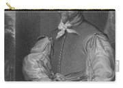 Sir Francis Drake, English Explorer Carry-all Pouch by Photo Researchers