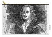 Sir Henry Vane (1613-1662) Carry-all Pouch