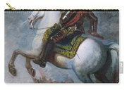Sir Jeffrey Amherst Carry-all Pouch by Sir Joshua Reynolds