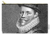Sir John Hawkins (1532-1595) Carry-all Pouch