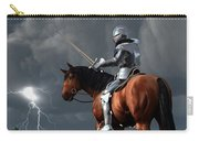 Sir Lightning Rod Carry-all Pouch