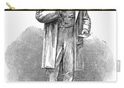 Sir Rowland Hill (1795-1879) Carry-all Pouch by Granger