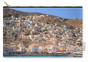 Siros Greece 2  Carry-all Pouch