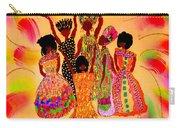 Sisterhood In Full Effect Carry-all Pouch