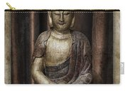 Sitting Buddha Carry-all Pouch