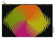 Six Squared Zigzag Carry-all Pouch