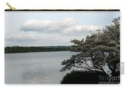 Skaneateles Lake In Ny Finger Lakes Water Color Effect Carry-all Pouch