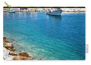 Skiathos Harbour Carry-all Pouch