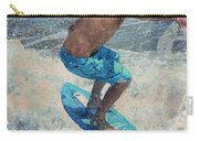 Skimboardin' In Dewey Carry-all Pouch