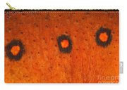 Skin Of Eastern Newt Carry-all Pouch