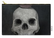 Skull And Apple Carry-all Pouch by Joana Kruse