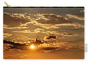 Sky Ablaze 1 Carry-all Pouch by Marty Koch