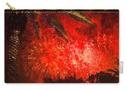 Sky Fire Carry-all Pouch by Debra and Dave Vanderlaan