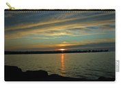 Sky Waves Carry-all Pouch