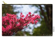 Skylit Blooms Carry-all Pouch