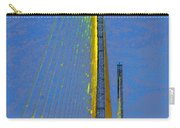 Skyway Crossing Carry-all Pouch by David Lee Thompson