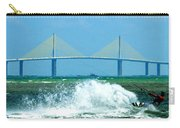 Skyway Splash Carry-all Pouch by David Lee Thompson