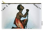 Slavery: Woman, 1832 Carry-all Pouch