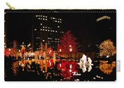Slc Temple Nativity Pond Carry-all Pouch