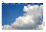 Sleeping Bear Cloud Carry-all Pouch