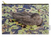 Sleeping Duck Carry-all Pouch