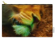 Sleeping Lion 2 Carry-all Pouch