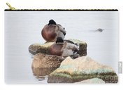 Sleeping Mallards Carry-all Pouch
