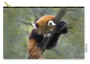 sleeping Small Panda Carry-all Pouch