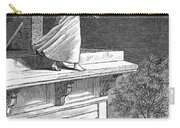 Sleepwalking, 1880 Carry-all Pouch