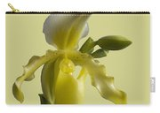 Slipper Orchid Carry-all Pouch