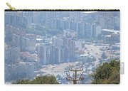Sliven Bulgaria From Chair Lift Carry-all Pouch