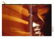 Slot Canyon Shaft Of Light Carry-all Pouch