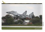 Slovak Air Force Mig-29 Fulcrum Taking Carry-all Pouch