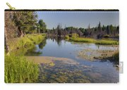 Slow Snake River Carry-all Pouch