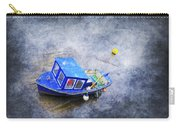 Small Fisherman Boat Carry-all Pouch by Svetlana Sewell