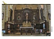 Small French Chapel Carry-all Pouch