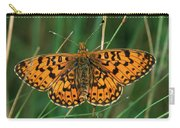 Small Pearl-bordered Fritillary Carry-all Pouch