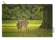 Small Stag Carry-all Pouch