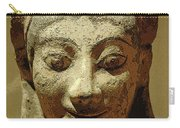 Smiling Goddess Carry-all Pouch