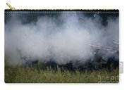 Smoke And Steel Carry-all Pouch
