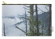 Smokey Mountain Forest No.612 Carry-all Pouch