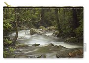 Smokey Mountain Stream No.326 Carry-all Pouch
