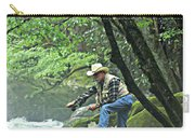 Smoky Mountain Angler Carry-all Pouch