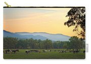 Smoky Mountain Horse Herd Carry-all Pouch