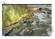 Smoky Mountain Streams Iv Carry-all Pouch