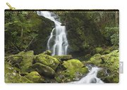 Smoky Mountain Waterfall - Mouse Creek Falls Carry-all Pouch